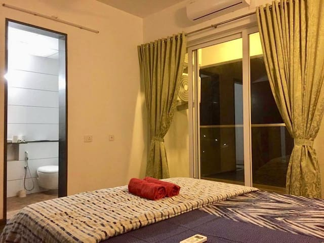 ★3 Bedroom Fully Furnished apartmnt infinity pool★