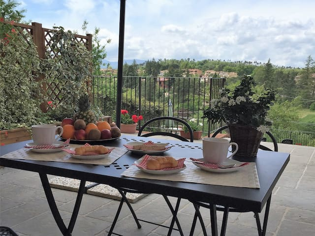 "Dimora tipica Toscana ""La Latteria"""