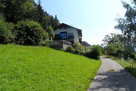 Gemütliche Ferienwohnung am Ritten - Ritten - 公寓