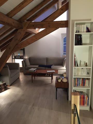 Très joli appartement design - Chexbres