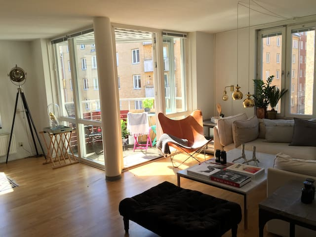 Beautiful flat in the heart of the city - Gothenburg - Apartment