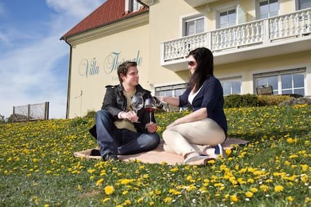 Villa Thermale die 4* Hotelpension mit viel Herz - Magland - Bed & Breakfast