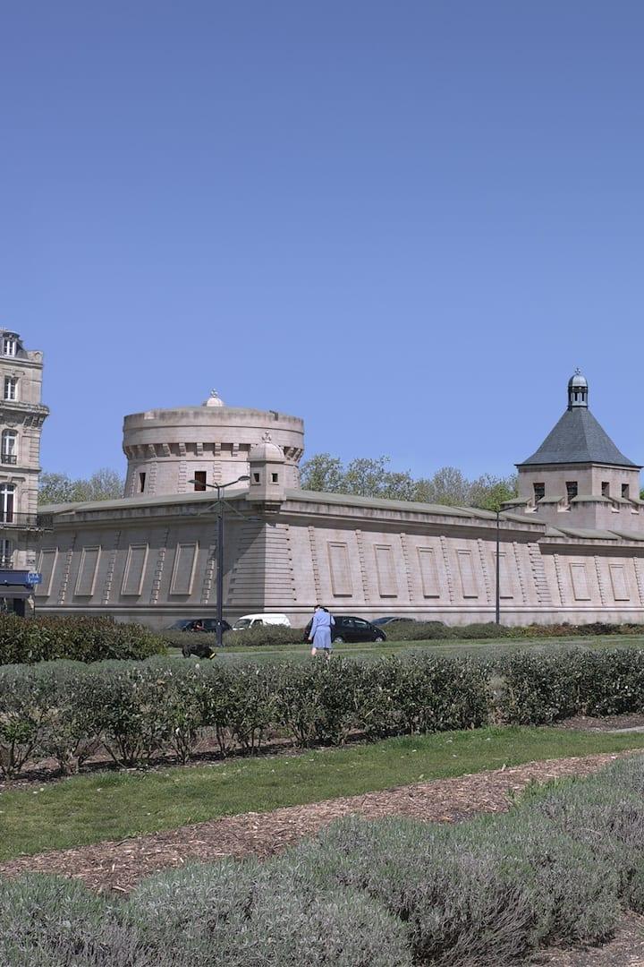 Le château Trompette sous Louis XIV