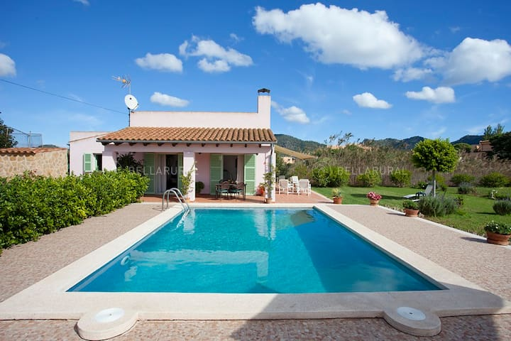 Villa in a privileged location of Mallorca