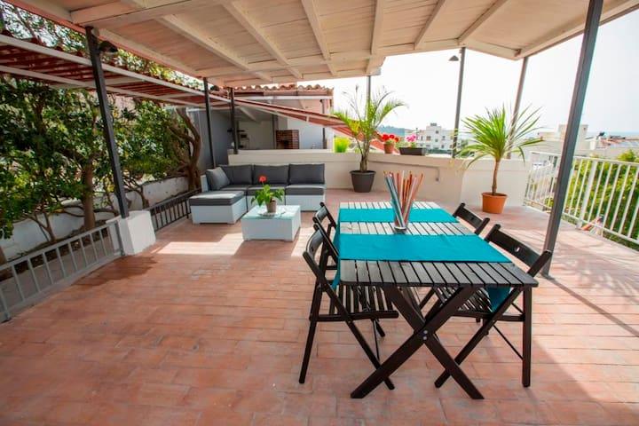 Monolocale la terrazza - Cefalù - Wohnung