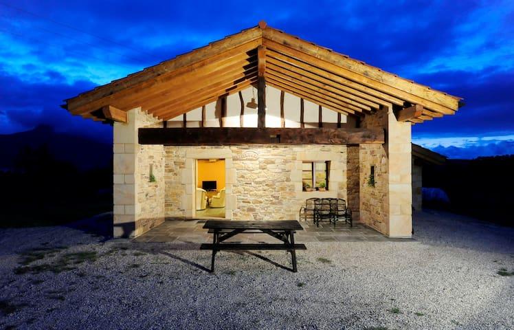 Villa Rural nueva en el campo - Sara