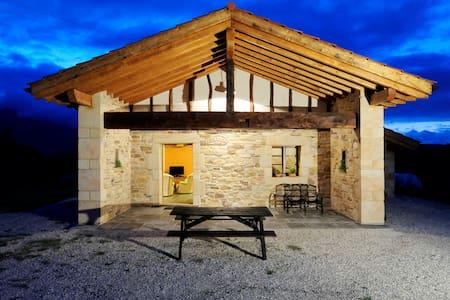 Villa Rural nueva en el campo - Sara - Vila
