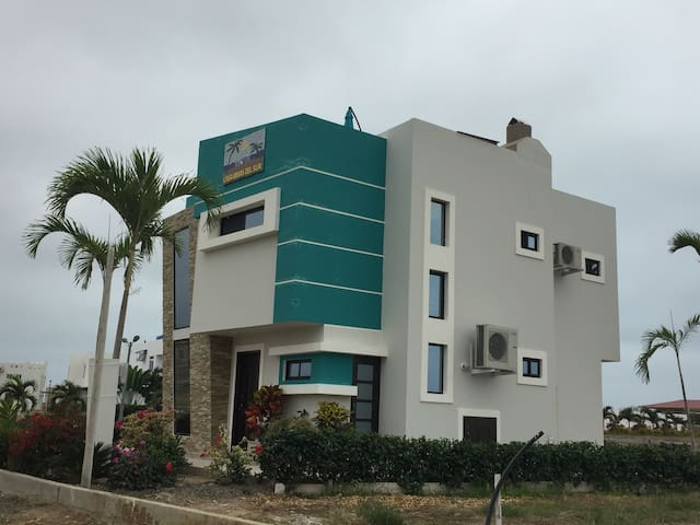 Casa Brisas del Sur - Manabí - Maison
