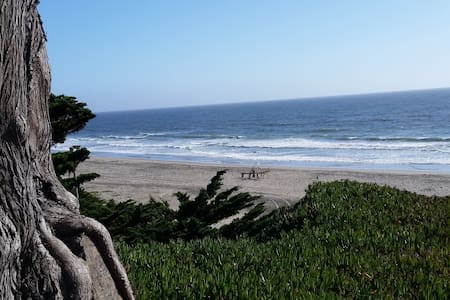 View of & short walk to Bay/ 2BR in Serene Setting - Watsonville