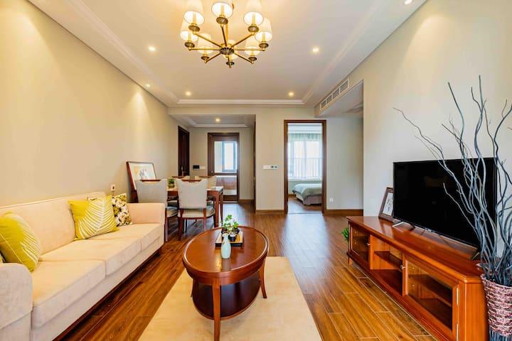 乌镇绿城雅园 精装高层2居室 毗邻阿丽拉南屏