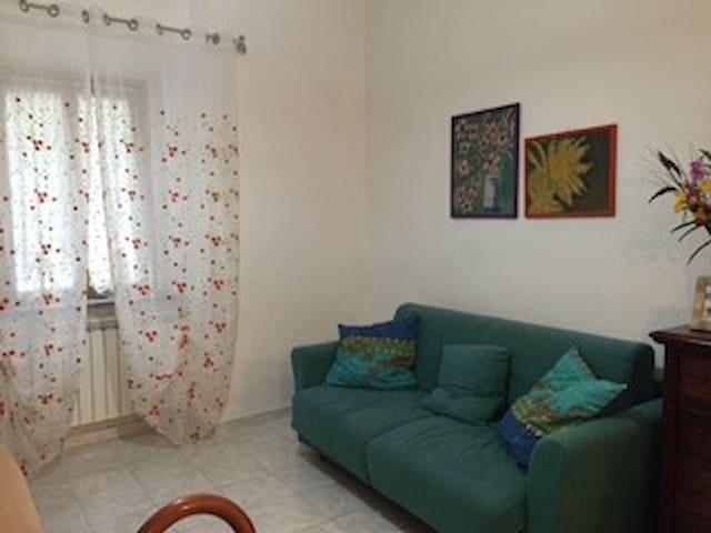 Grazioso appartamento piano terra - Colleferro - Pis