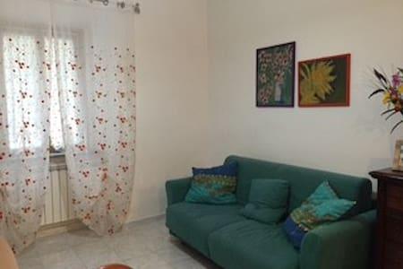 Grazioso appartamento piano terra - Colleferro - Apartament