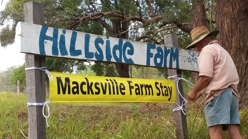 Macksville Farm Stay - Tamban