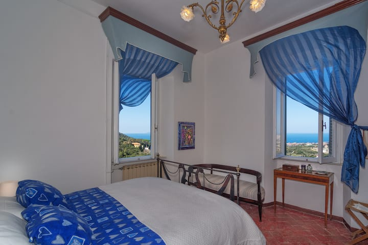 Double room at Villa Eugenia