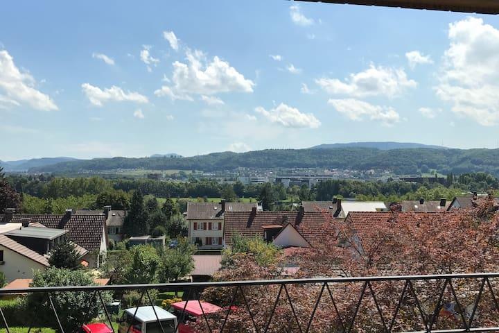Schönes Apartment nahe der Schweizer Grenze