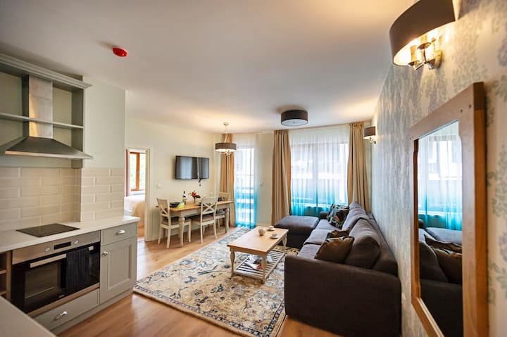 Predela LUX - 5* style, 2-bedroom ski apartment