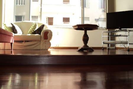 Apartamento de 65 m2 em Copacabana todo equipado - Rio de Janeiro - Appartamento
