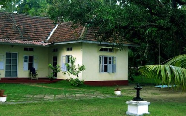 Heritage Family house facing Waterfront in Vypin - Kerala - Haus