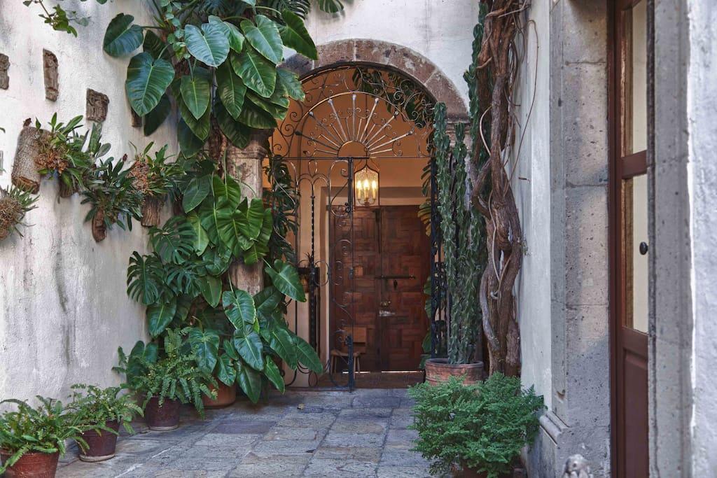 Casa pi a sma steps to el jardin casas en alquiler en for Alquiler de casas en san miguel ciudad jardin