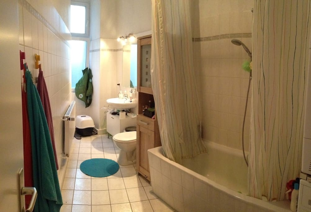 Full bathroom.