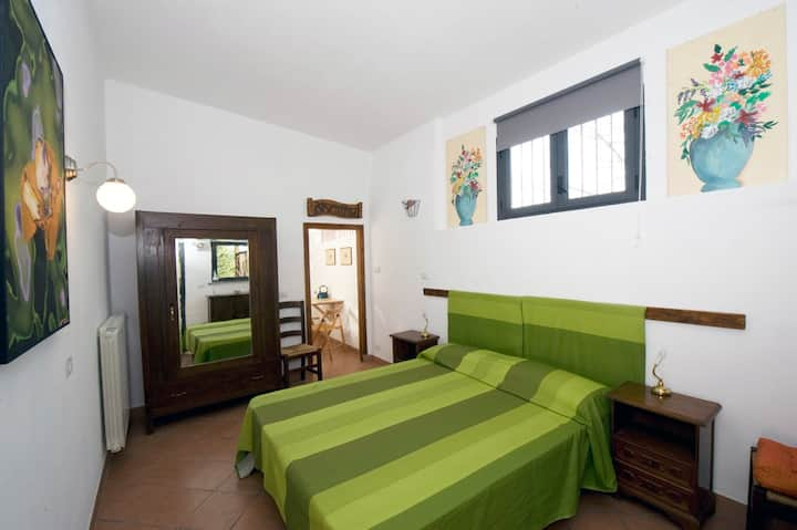 orto delle fate agriturismo appartamento Bisentina