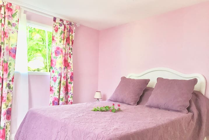 A COMFORTABLE STUDIO 3 min from the BEACH