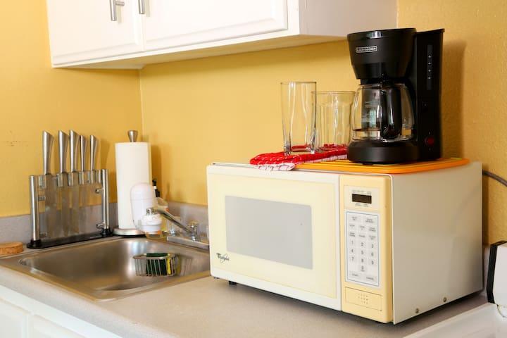 Basic cooking essentials