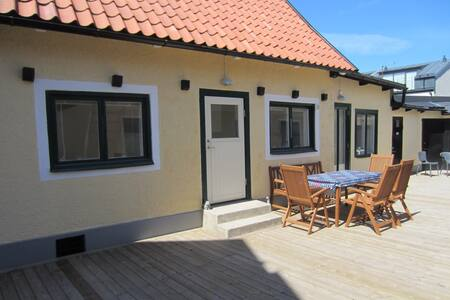 A modern medieval townhouse in Visby