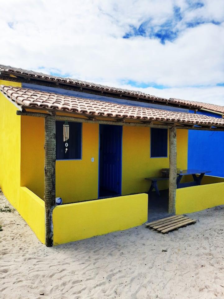 Casa Pavão – Sua Casa Beira Mar em Caraíva