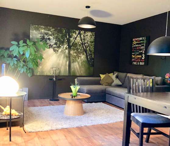 Quite, stylish flat Near Arena & Ziggo Dome.