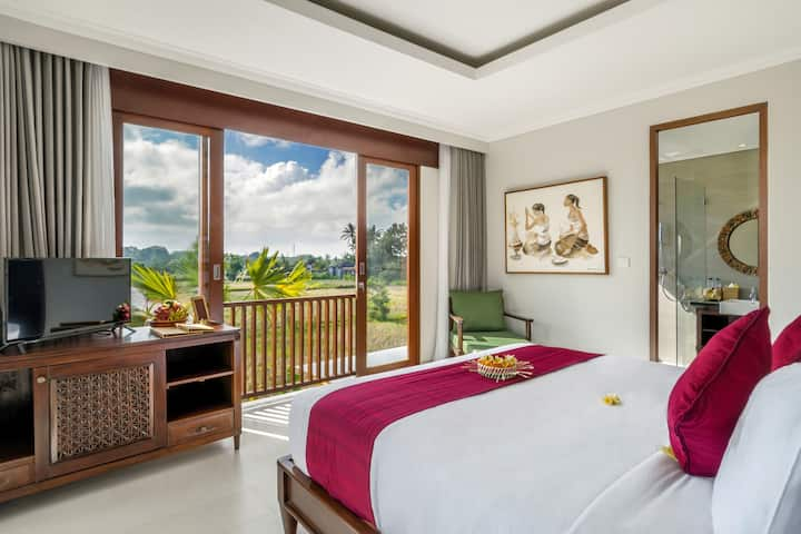 Cozy and Comfort Bed in Singakerta, Ubud