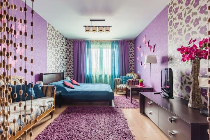 Комфортная,уютная квартира!!! - Minsk - Pis
