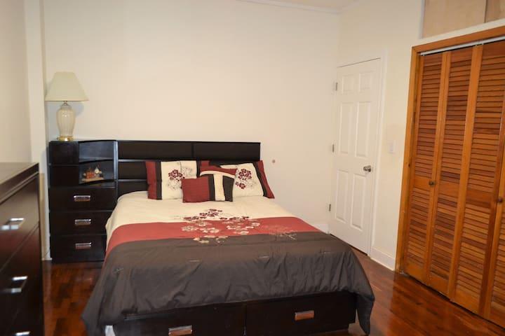 Spacious 2 Bedrooms