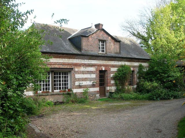 Cottage 1 in the heart of Normandy - Touffreville-la-Corbeline - Hus