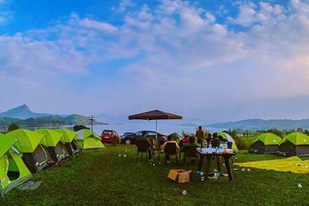 Pawna camping near lonavala - Pune - Tenda