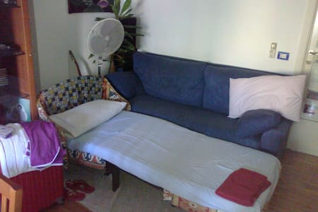Single Sofabed 8' from Central St.