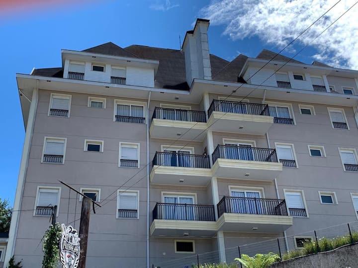 Apartamento Familiar NOVO Duplex próximo Capivari