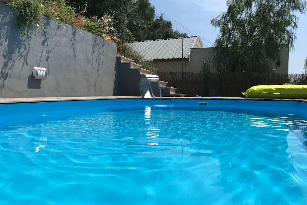 Heater swimming pool