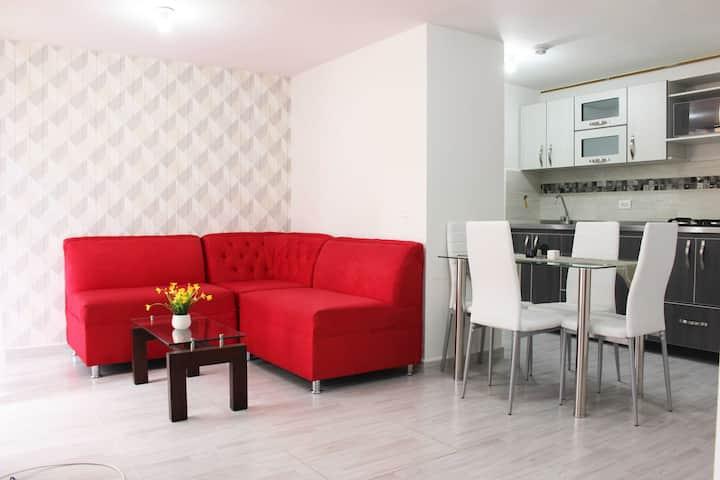 Hermoso Apartamento en Medellín- Antioquia