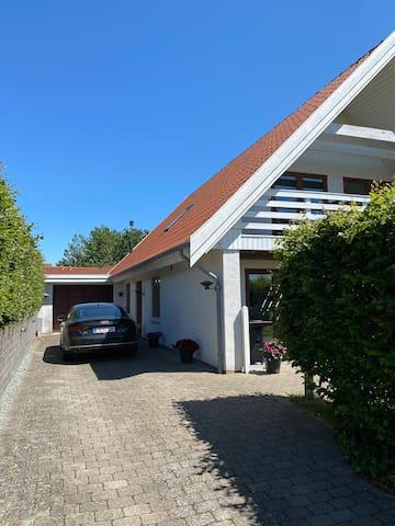 Kvalitetsvilla i naturskønne Frederikssund