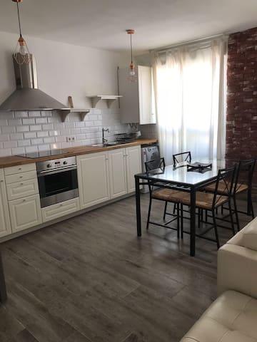 Amplio y acogedor apartamento en Mahon