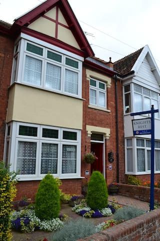 Guest House - Burnham-on-Sea - Bed & Breakfast