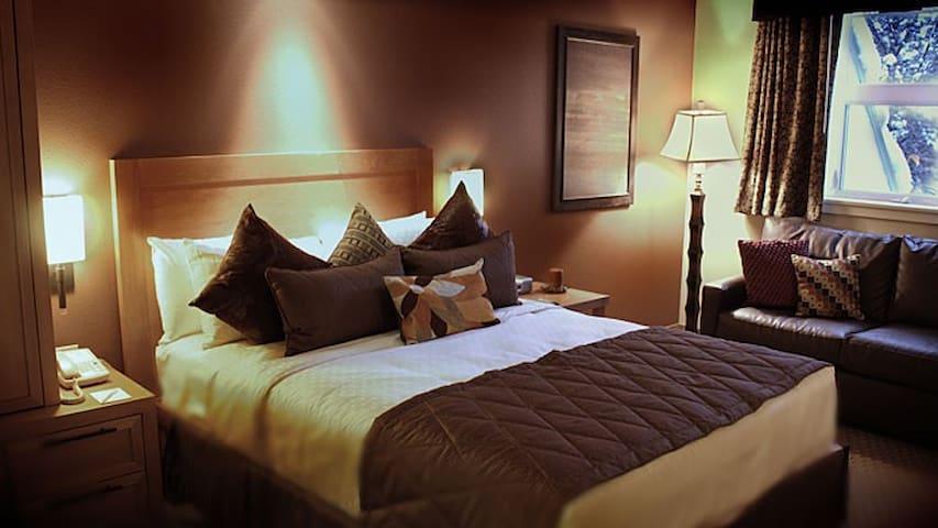 Cozy furniture!