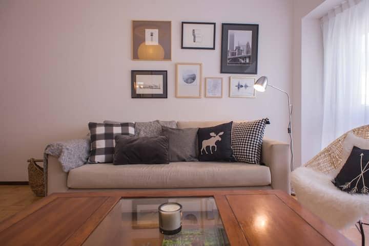 Excellent apartment in Recoleta