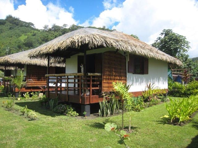 A peaceful place in Faaone - Faaone - Bungalow