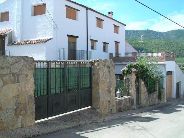 LA CASA DEL VALLE - Cortijos Nuevos - Jiné