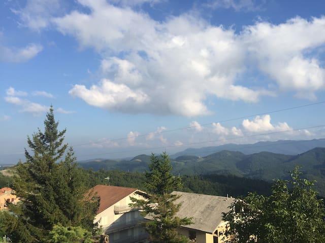 Appartamento nel cuore dei Monti Sibillini - Montemonaco