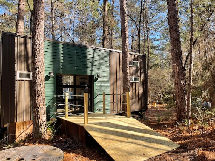 Fais Do-Do Tiny House - Longleaf Piney Resort