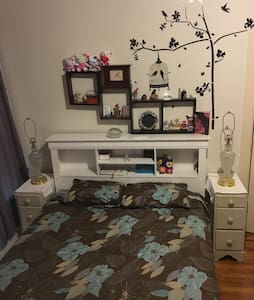 Spacious Cozy fully Furnished - Queens