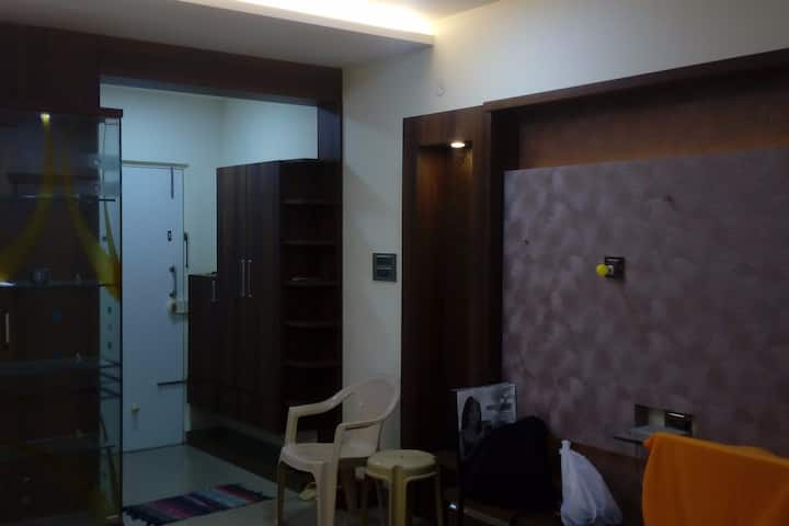 Fully Furnished, Architect Designed Flat